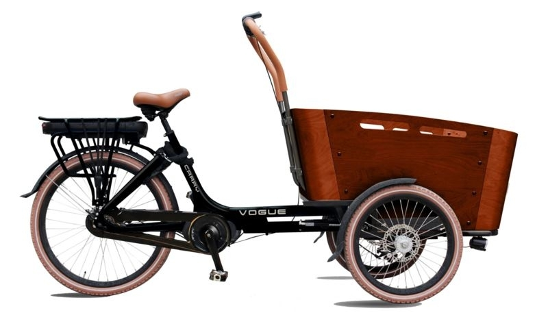 Vogue Carry 3 E-Bakfiets
