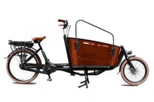 Vogue Carry 2 bakfiets bafang